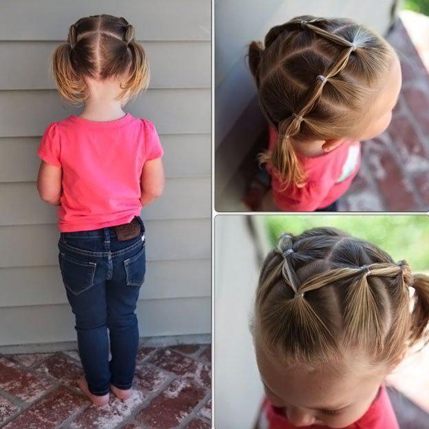 image10-17   Для маленьких принцесс: 35 шикарных причесок на короткие волосы!