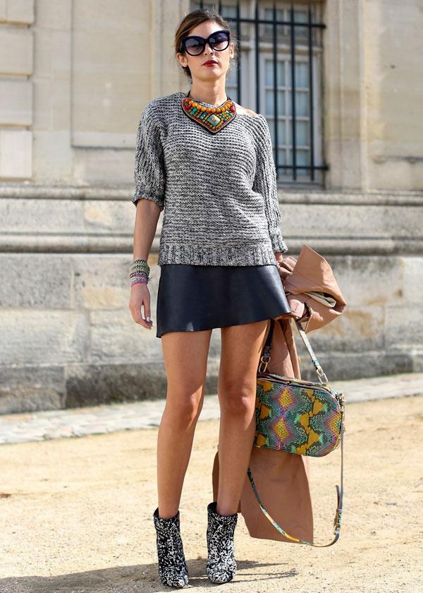image10-30   27 стильных образов с юбками, которые заставят вас позабыть о брюках!
