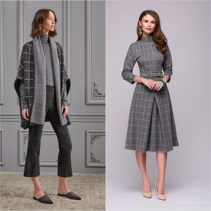 image11-6 | Новый тренд этой зимы — серый цвет! Даже в сером можно выглядеть ярко и стильно...
