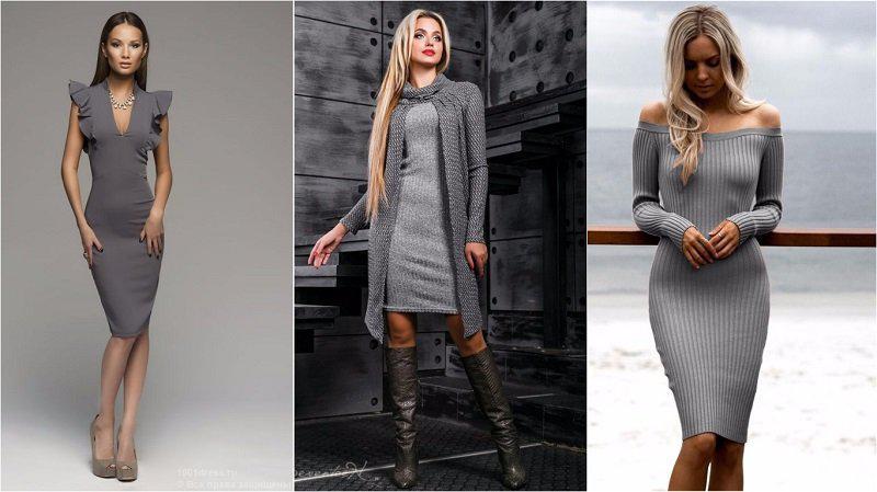 image14-3 | Новый тренд этой зимы — серый цвет! Даже в сером можно выглядеть ярко и стильно...