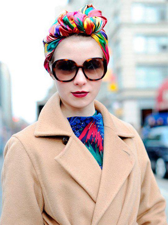 image14-5 | Как красиво повязать платок зимой — стильные образы в холодное время года!