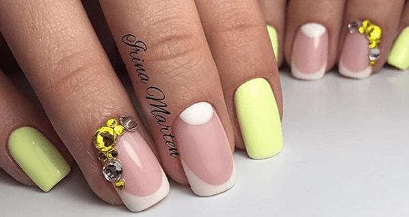 image15-4 | 35 самых лучших вариантов пастельного nail art