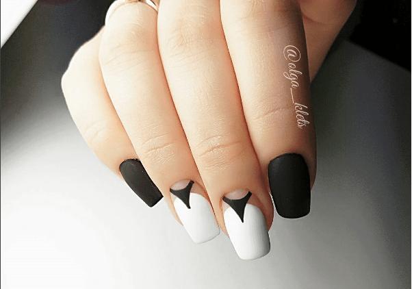 image2-5 | Черно-белая классика: идеи маникюра для элегантных девушек