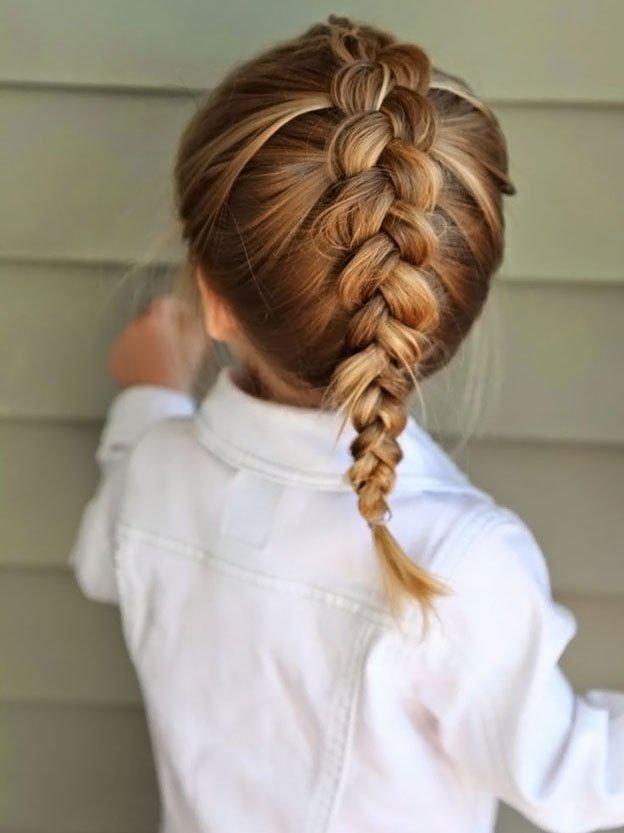 image20-3   Для маленьких принцесс: 35 шикарных причесок на короткие волосы!
