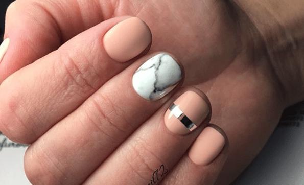 image21-3 | 35 самых лучших вариантов пастельного nail art