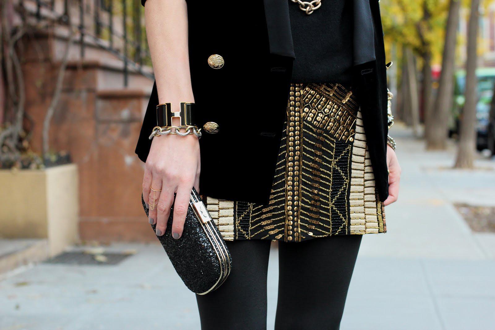image23-3   27 стильных образов с юбками, которые заставят вас позабыть о брюках!
