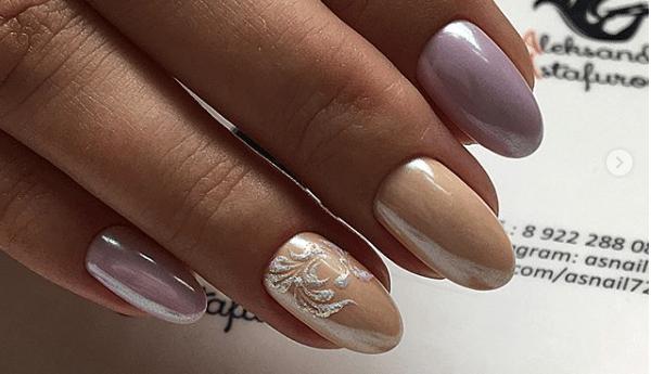 image28-2 | 35 самых лучших вариантов пастельного nail art