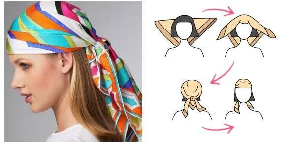 image5-18 | Как красиво повязать платок зимой — стильные образы в холодное время года!