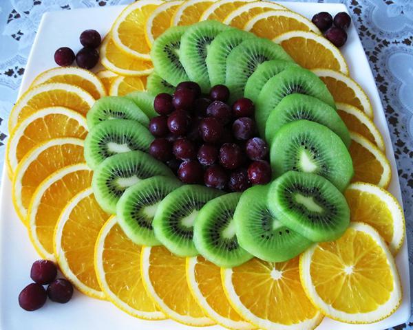 image5-91 | Простые, но красивые варианты фруктовой нарезки