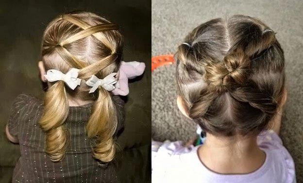 image6-30   Для маленьких принцесс: 35 шикарных причесок на короткие волосы!