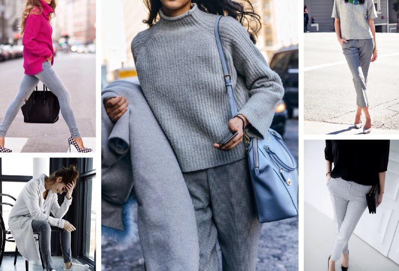 image7-14 | Новый тренд этой зимы — серый цвет! Даже в сером можно выглядеть ярко и стильно...