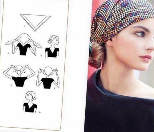 image8-12 | Как красиво повязать платок зимой — стильные образы в холодное время года!
