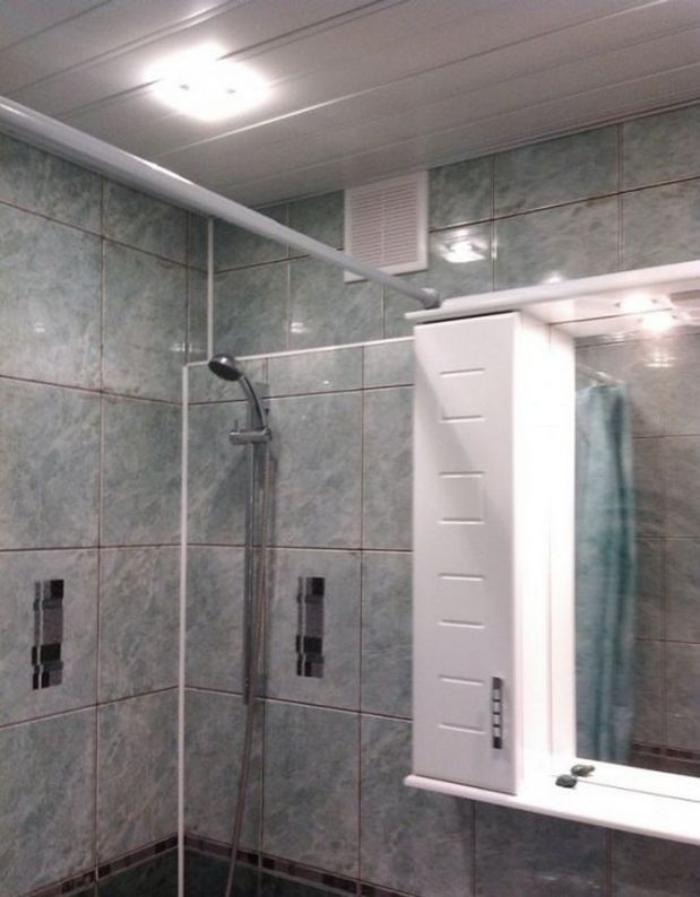 image12-3   Сын отремонтировал матери ванную комнату... Любо-дорого!