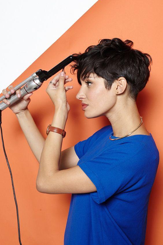 image13-17 | Короткие женские стрижки, которые сделают образ «дороже»