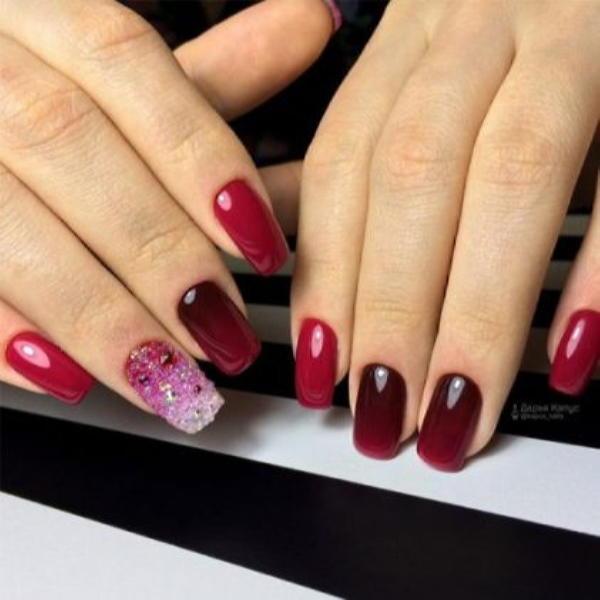 image14-28 | Красивые ногти с украшениями на весну-лето 2018