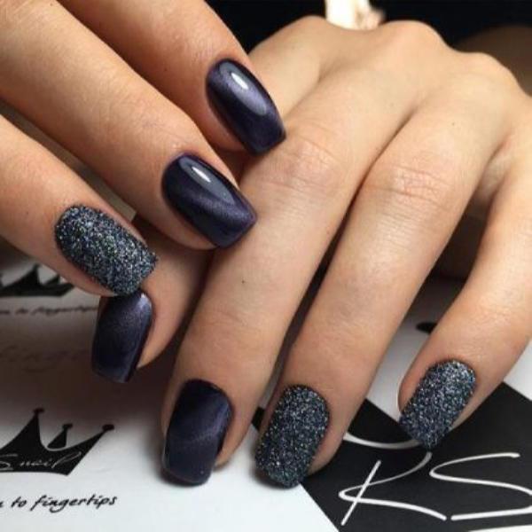 image15-26 | Красивые ногти с украшениями на весну-лето 2018