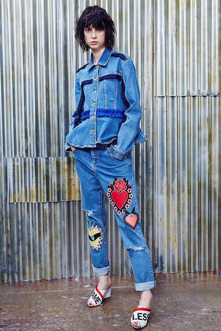 image26-24 | Модные женские джинсы сезона 2018