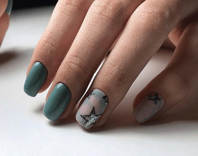 image26 | Модно и дорого: 25 идей роскошного ногтевого дизайна