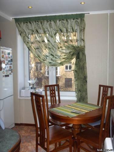 image27-10   Шторы на кухню фантастической красоты!