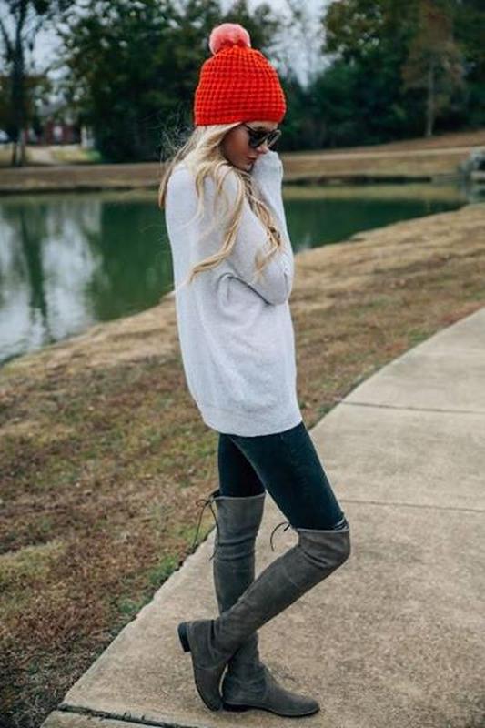 image29-18   Модные сапоги и как создать стильные образы с ними