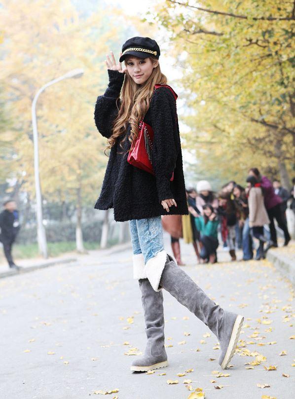 image30-18   Модные сапоги и как создать стильные образы с ними