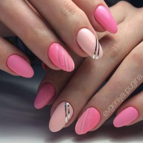 image31-3 | Красивые ногти с украшениями на весну-лето 2018