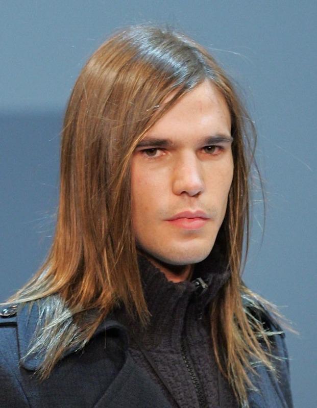 image32-6 | Модные мужские стрижки на длинные волосы 2018