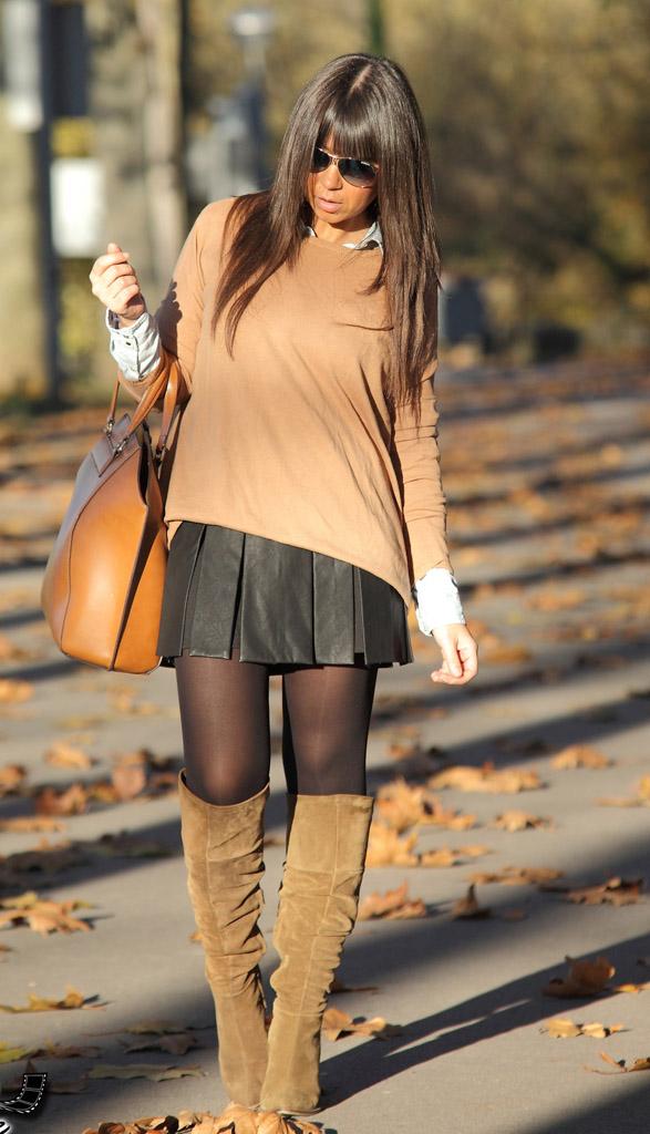 image38-6   Модные сапоги и как создать стильные образы с ними