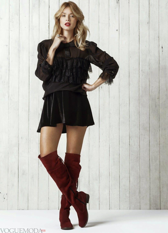 image45-3   Модные сапоги и как создать стильные образы с ними