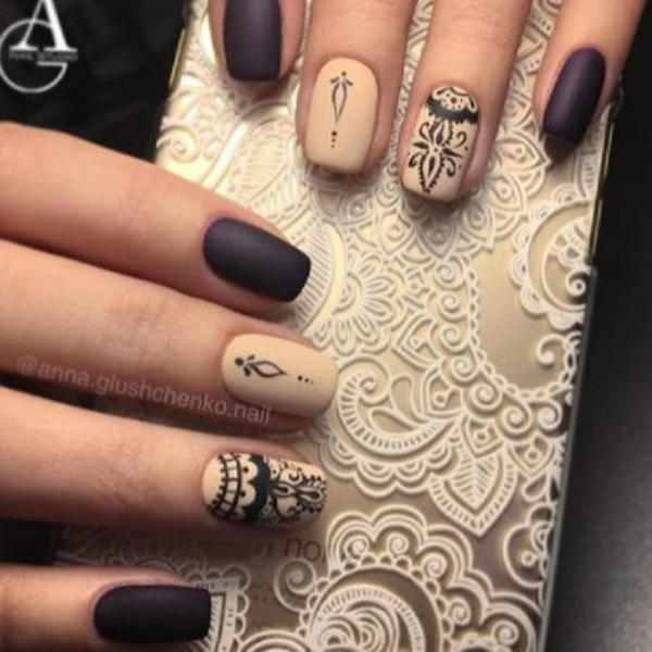 image5-56 | Красивые ногти с украшениями на весну-лето 2018