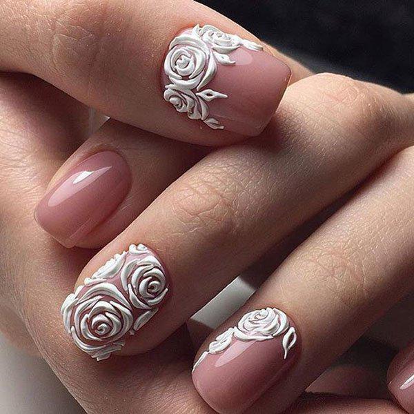 image5-71   Маникюр с розами: 20 очаровательных идей
