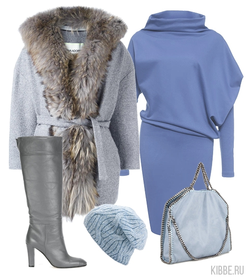 image6-62   Модные зимние образы. Тренды зимы 2018