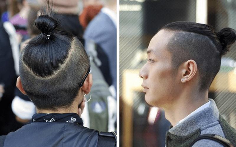 image81 | Модные мужские стрижки на длинные волосы 2018
