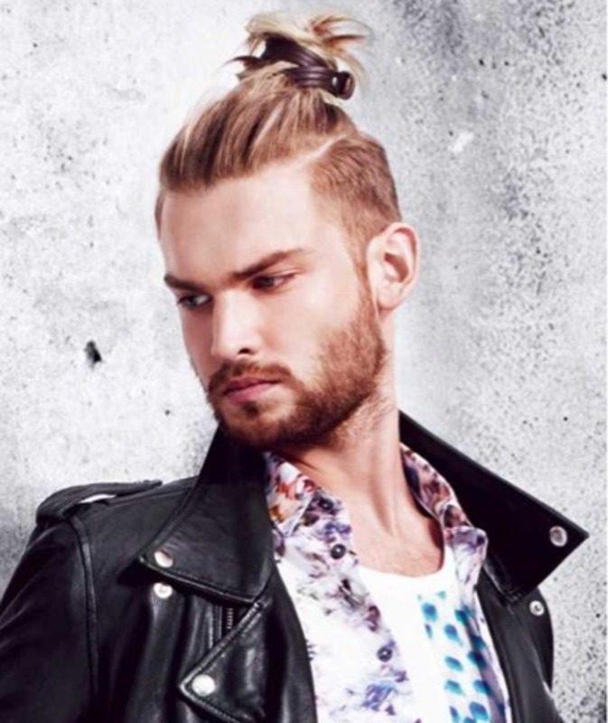 image91 | Модные мужские стрижки на длинные волосы 2018