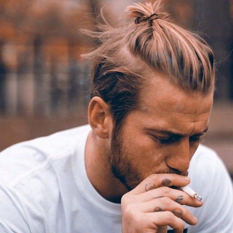 image95 | Модные мужские стрижки на длинные волосы 2018