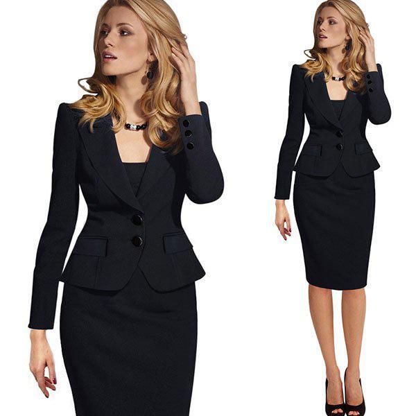 image13-77   20 стильных образов с юбкой для деловой леди