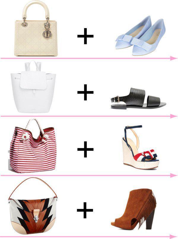 image15-58 | 24 стильных сочетания обуви и сумок