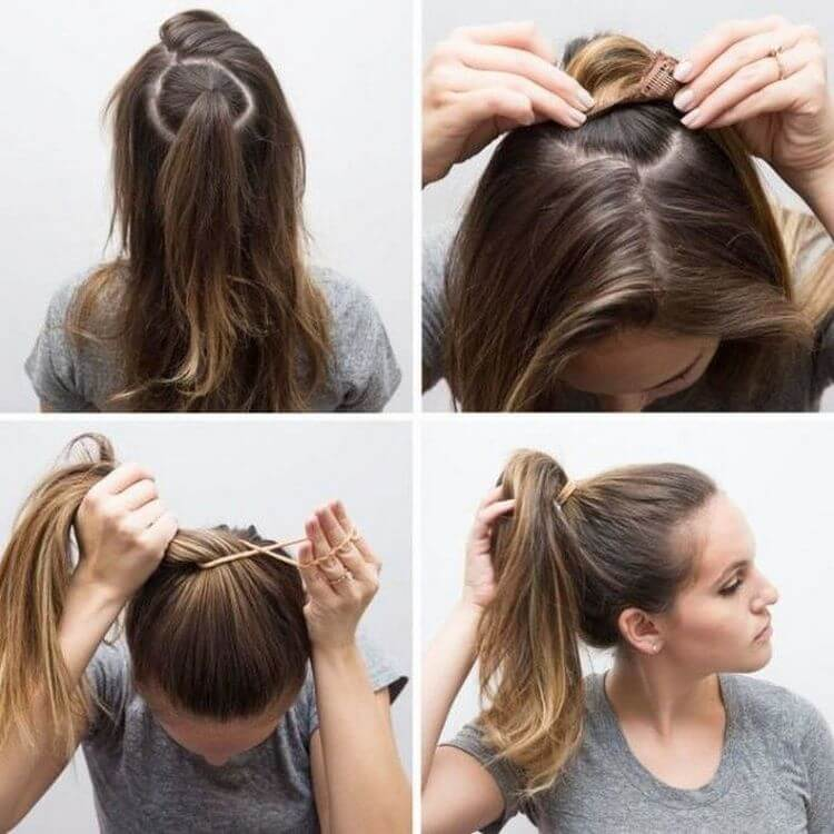 image17-56 | 17 хитростей, которые помогут сделать ваши волосы гуще