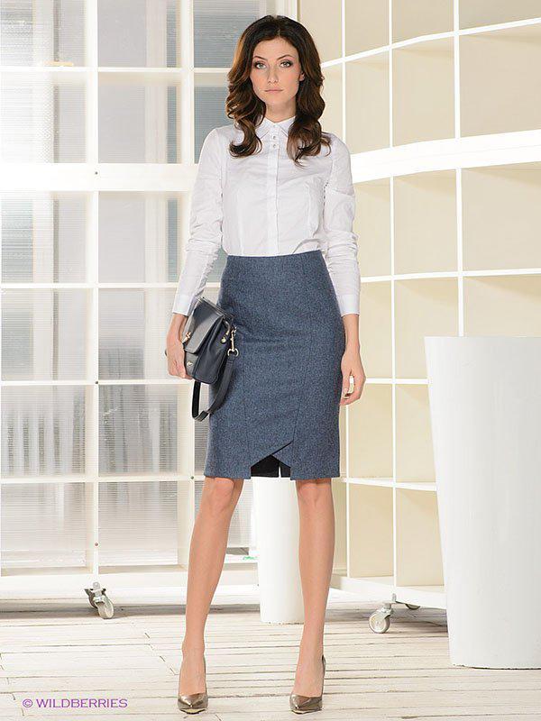 image17-62   20 стильных образов с юбкой для деловой леди