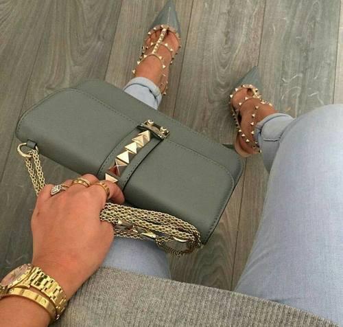image18-48 | 24 стильных сочетания обуви и сумок