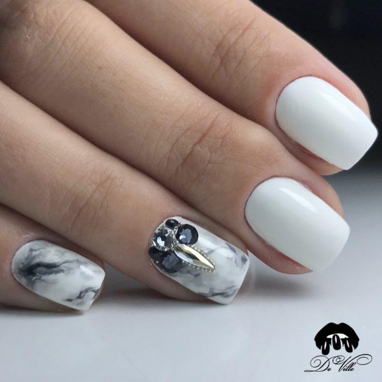 image22-23   Интересные идеи маникюра с рисунками на ногтях