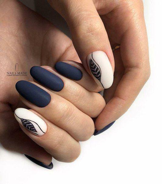 image32-9   Интересные идеи маникюра с рисунками на ногтях
