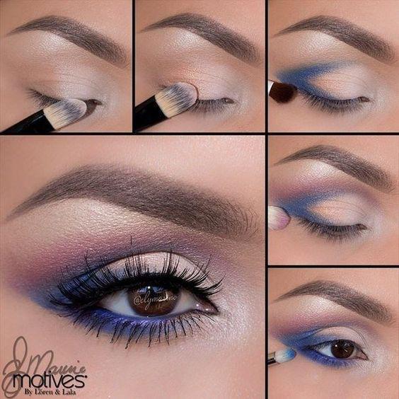 image6-100   Искусство макияжа: пошаговые инструкции на все случаи жизни