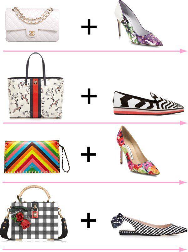 image7-88 | 24 стильных сочетания обуви и сумок