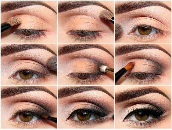 image7-94   Искусство макияжа: пошаговые инструкции на все случаи жизни