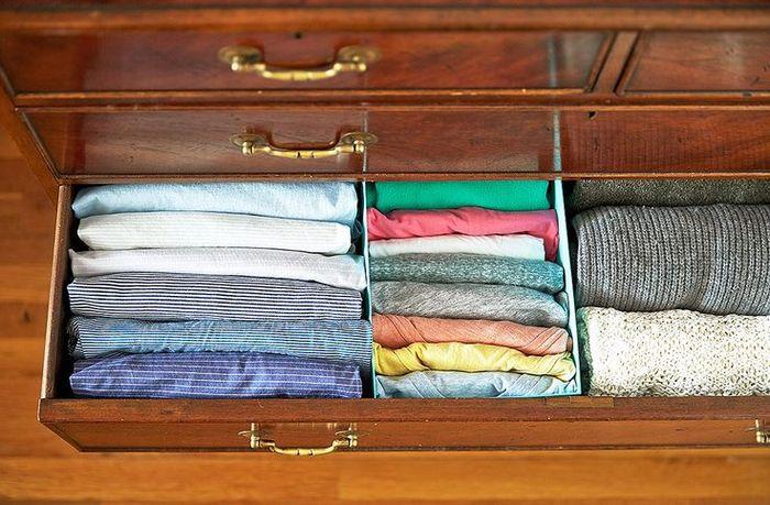 image1-179 | Как правильно складывать вещи и белье в шкафу, чтобы они занимали меньше места