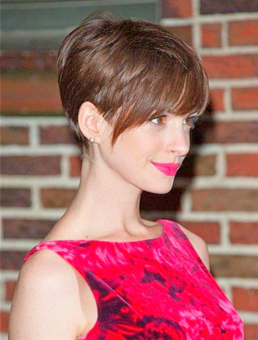 image105-1 | Модные женские стрижки на короткие волосы: основные правила и варианты исполнения