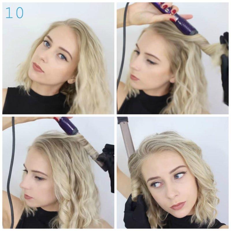 image15-15 | 10 лёгких причёсок для коротких и средних волос на каждый день
