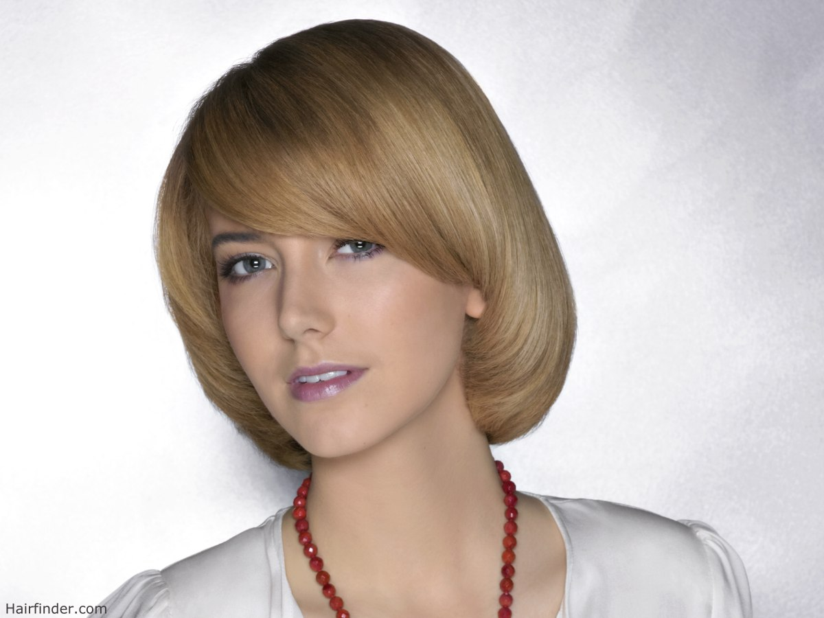 image18-70 | Модные женские стрижки на короткие волосы: основные правила и варианты исполнения