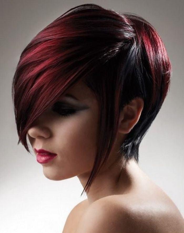 image19-30 | Модные оттенки и техники окрашивания на короткие волосы 2018